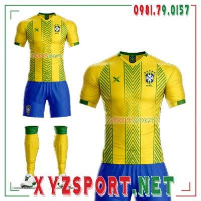 Gợi ý cho bạn 30+ mẫu áo bóng đá tự thiết kế đẹp nhất năm 2020 5