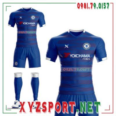 Đặt may áo Chelsea tự thiết kế theo yêu cầu ở đâu? 3