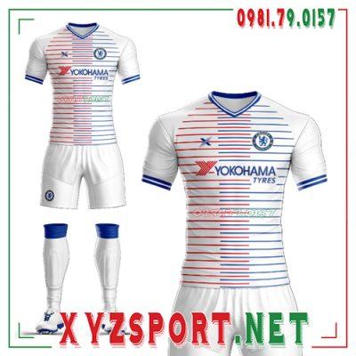 Đặt may áo Chelsea tự thiết kế theo yêu cầu ở đâu? 2