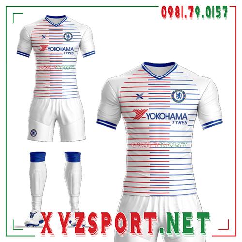 Đặt may áo Chelsea tự thiết kế theo yêu cầu ở đâu? 1