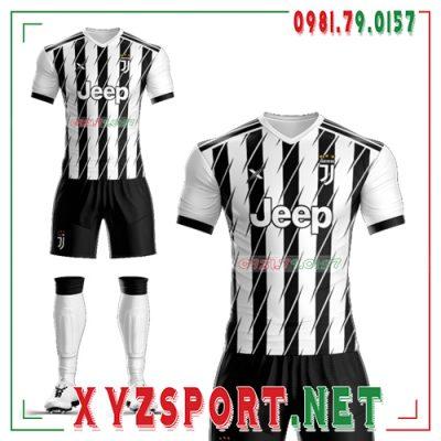 101 mẫu áo Juventus tự thiết kế theo yêu cầu mới nhất mùa giải 2020 6