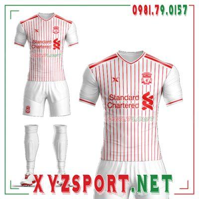 Áo đấu Liverpool mới - Những màu sắc chủ đạo đang được ưa chuộng 5