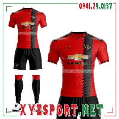 Gợi ý cho bạn 30+ mẫu áo bóng đá tự thiết kế đẹp nhất năm 2020 10