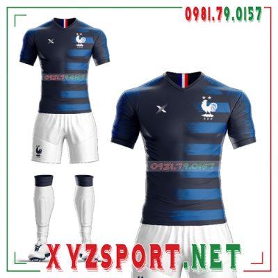 Gợi ý cho bạn 30+ mẫu áo bóng đá tự thiết kế đẹp nhất năm 2020 6