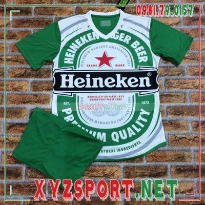Áo Không Logo Heineken Độc Đáo 8