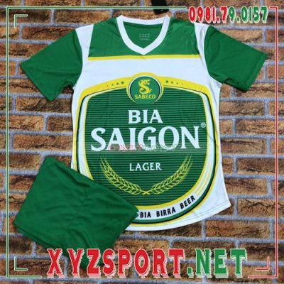 Áo Không Logo Bia Saigon Lager 4