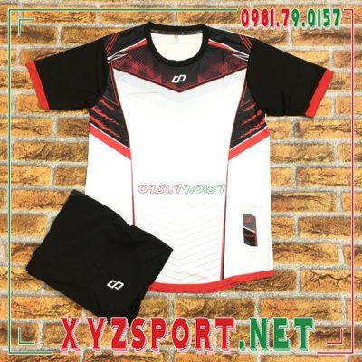 Áo Không Logo XYZ20 Màu Trắng 8
