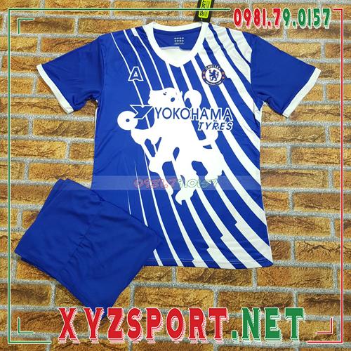 XYZSPORT - Địa chỉ may áo Chelsea mới được ưa chuộng tại Hà Nội 1