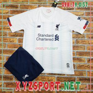 Áo CLB Liverpool 2020 Sân Nhà Màu Đỏ 5