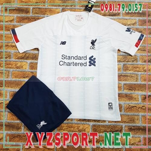 Áo CLB Liverpool 2020 Sân Nhà Màu Đỏ 2