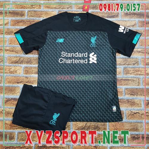 Áo CLB Liverpool 2020 Sân Nhà Màu Đỏ 3