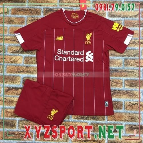 Áo CLB Liverpool 2020 Sân Nhà Màu Đỏ 1