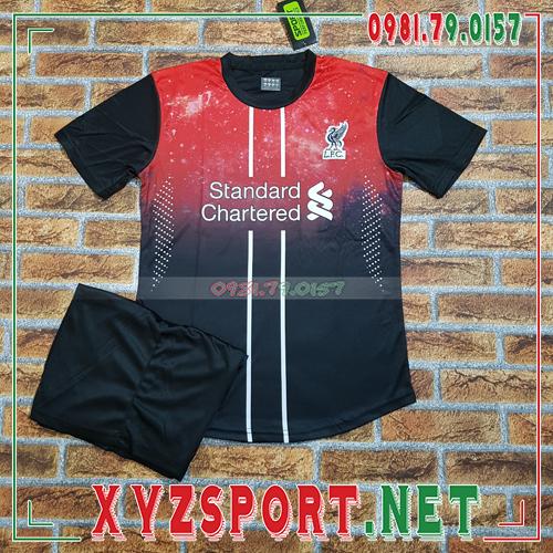 Áo CLB Liverpool 2020 Sân Nhà Màu Đỏ 4