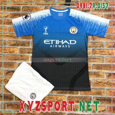 999 áo đấu Man City độc và lạ đang được tín đồ thể thao săn lùng 5
