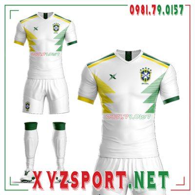 áo đấu đội tuyển brazil đẹp năm 2020