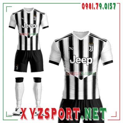 Tổng hợp 7 mẫu áo bóng đá câu lạc bộ Juventus đẹp nhất mùa giải 2020 - 2021 3