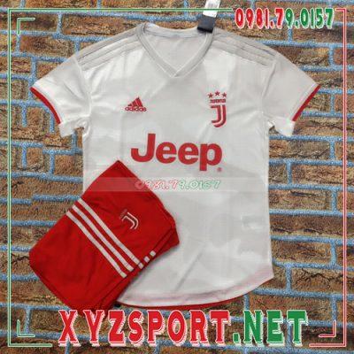 Tổng hợp 7 mẫu áo bóng đá câu lạc bộ Juventus đẹp nhất mùa giải 2020 - 2021 7
