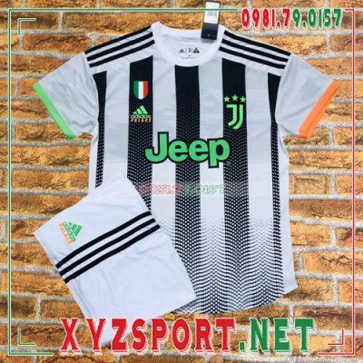 Tổng hợp 7 mẫu áo bóng đá câu lạc bộ Juventus đẹp nhất mùa giải 2020 - 2021 6