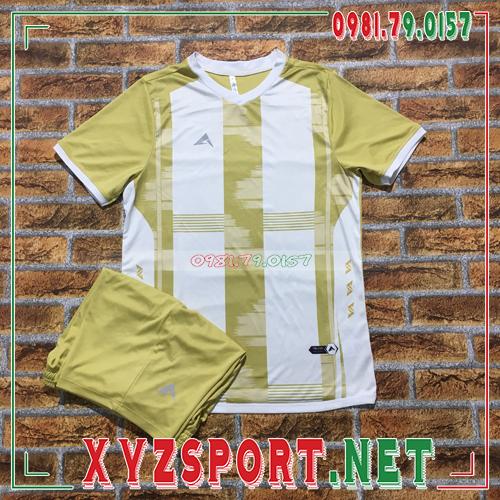 Áo Không Logo Eureka XKW06 QFX Màu Vàng Đồng 1