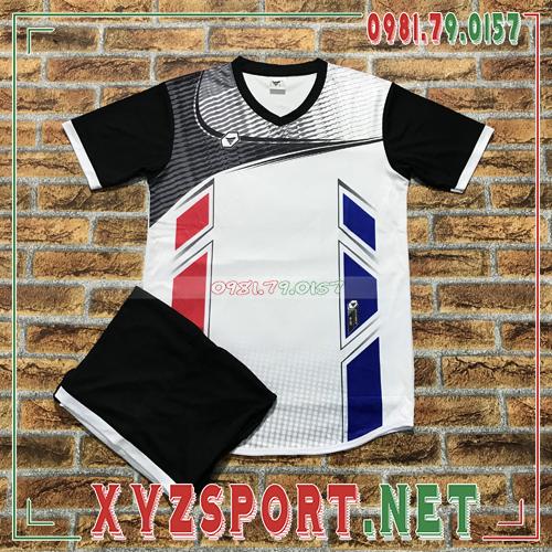 Áo Không Logo F50 XTA05 Roya Màu Trắng 1