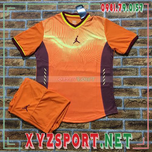 Áo Không Logo Jordan XPH01 Bevis Màu Cam 1