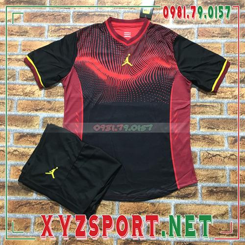 Áo Không Logo Jordan XPH01 Bevis Màu Đỏ 4
