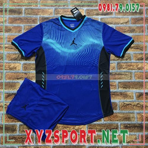 Áo Không Logo Jordan XPH01 Bevis Màu Cam 2