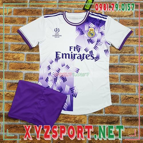 Những ưu đãi đặc biệt khi may áo đấu Real Madrid chỉ có tại XYZSPORT 1