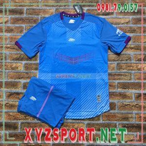 Áo Không Logo Riki XTD03 ReTax Màu Tím Than 5