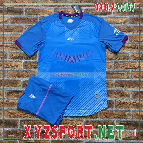 Áo Không Logo Riki XTD03 ReTax Màu Tím Than 3