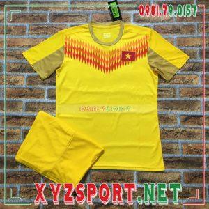Áo Đội Tuyển Việt Nam 2020 Sân Nhà Màu Đỏ 6