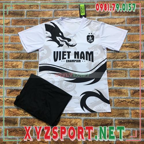 Áo Đội Tuyển Việt Nam 2020 Training 6 Màu Đỏ 2