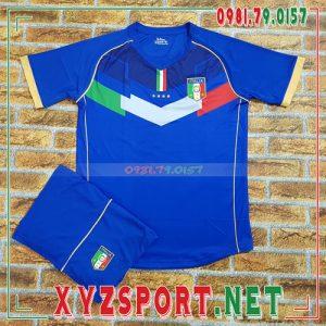 Áo Đội Tuyển Ý 2020 Sân Khách Màu Trắng 5