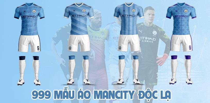 999 áo đấu Man City độc và lạ đang được tín đồ thể thao săn lùng 6