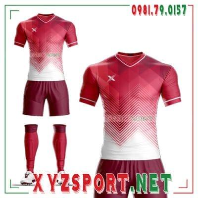 Gợi ý cho bạn 30+ mẫu áo bóng đá tự thiết kế đẹp nhất năm 2020 13
