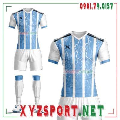Gợi ý cho bạn 30+ mẫu áo bóng đá tự thiết kế đẹp nhất năm 2020 18