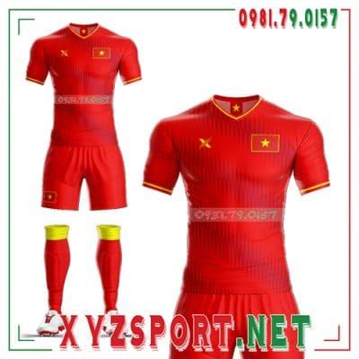 Khẳng định cá tính cùng mẫu áo đội tuyển Việt Nam độc đáo, lạ mắt 4