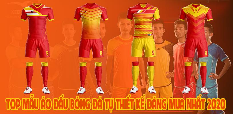 Top mẫu áo đấu bóng đá tự thiết kế đáng mua nhất năm 2020 10