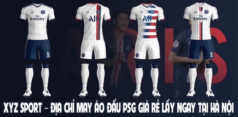 XYZ SPORT - Địa chỉ may áo đấu PSG giá rẻ lấy ngay tại Hà Nội 1
