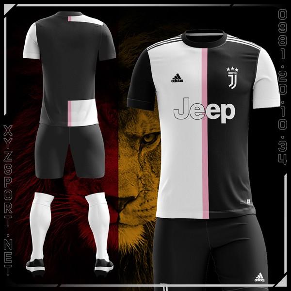 Mẫu Áo Juventus Sân Nhà Mùa Giải 2019-2020