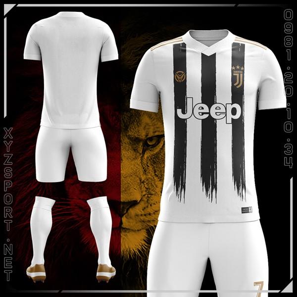 Mẫu Áo Juventus Sân Nhà Mùa Giải 2020-2021